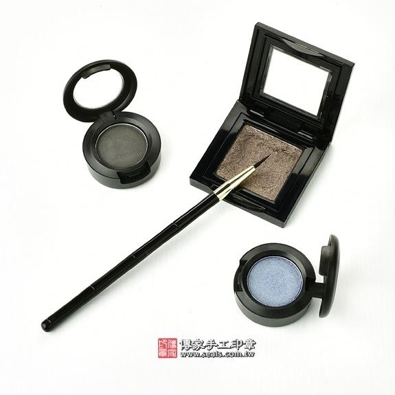 傳家全手工精製黑牛角胎毛化妝刷1支,胎毛眼線筆(小支)
