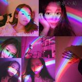 小夜燈彩虹燈拍照燈