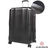 ALAIN DELON 亞蘭德倫 29吋璀璨拉絲系列旅行箱(黑)