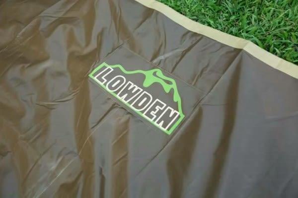 LOWDEN客製化地墊 SP770 / SP750 夾層防水耐磨地墊 六角款(客廳區) (SP大地色)