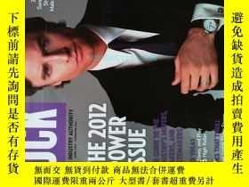 二手書博民逛書店JCK罕見THE INDUSTRY AUTHORITY Magazine 04 2012 珠寶首飾時尚雜誌Y1