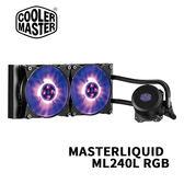 Cooler Master MASTERLIQUID ML240L RGB 一體式 CPU 水冷 散熱器