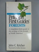 【書寶二手書T1/旅遊_NJK】Peterson First Guide(R) to Forests_John C. Kricher
