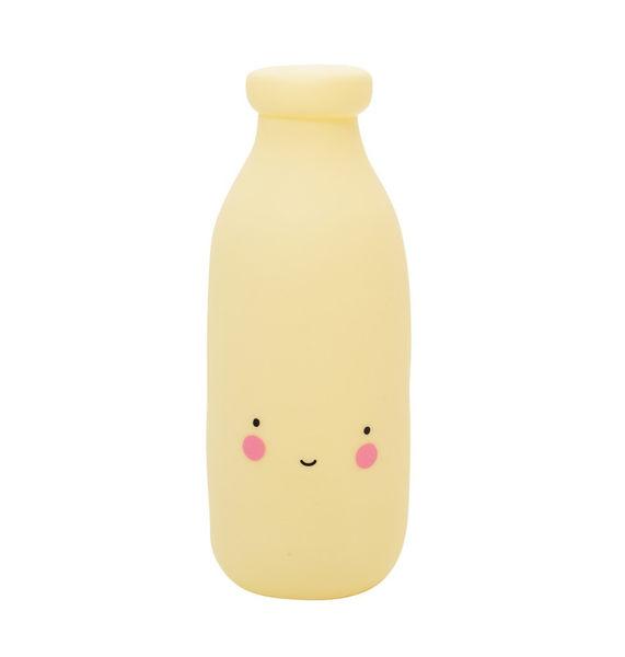 荷蘭a little lovely company療癒果汁牛奶夜燈-粉黃