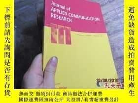 二手書博民逛書店journal罕見of applied communicatio
