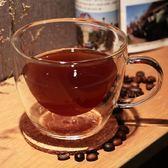 Artist精選 耐熱玻璃卡布奇諾/摩卡/拿鐵雙層咖啡杯300ml(MF0364M)