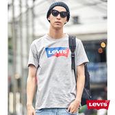 [買1送1]Levis 男款 短袖T恤 / 翻玩夏日Logo T / 撞色Logo