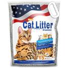 CARL卡爾-天然活性碳多功能貓砂(微香/抗菌/無塵)7kg