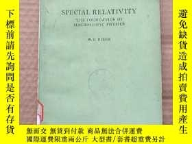二手書博民逛書店special罕見relativity(P303)Y173412