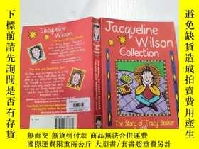 二手書博民逛書店The罕見Story of Tracy Beaker and The Bed and Breakfast Star