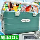 40公升行動冰箱40L冷藏箱保溫桶保溫箱...