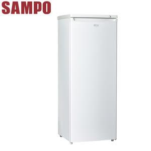 SAMPO聲寶 182公升直立式冰櫃 SRF-180S