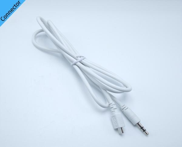 【Micro USB to 3.5mm】K歌神器/直播音效卡/麥克風 音訊輸出轉接線