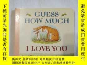 二手書博民逛書店猜猜我有多愛你Guess罕見How Much I Love Yo