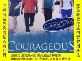 二手書博民逛書店COURAGEOUS罕見TEENSY21459 出版1999
