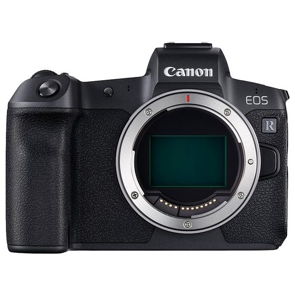 3/31前回函申請送原廠電池+原燒餐券2張 24期零利率 Canon EOS R 單機身(公司貨)