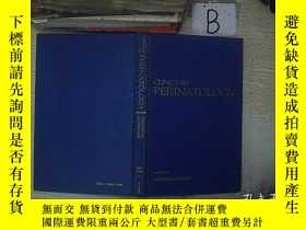 二手書博民逛書店CLINICS罕見IN PERINATOLOGY MARCH 1