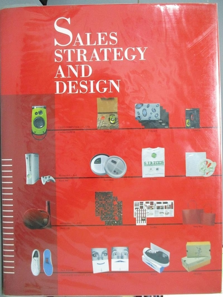 【書寶二手書T2/設計_QIW】販售戰略_ Sales strategy and design_藤本邦治/ 奧山光洋