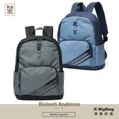 Kinloch Anderson 金安德森 後背包 Even 圓弧口袋 休閒雙肩包 KA341201 得意時袋
