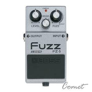 BOSS FZ-5 失真效果器 【破音失真/Fuzz/FZ5/電吉他單顆效果器】