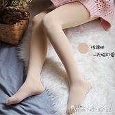 秋季絲襪女肉色自然120D加厚連褲襪女薄款膚色早秋光腿保暖神器 聖誕節全館免運