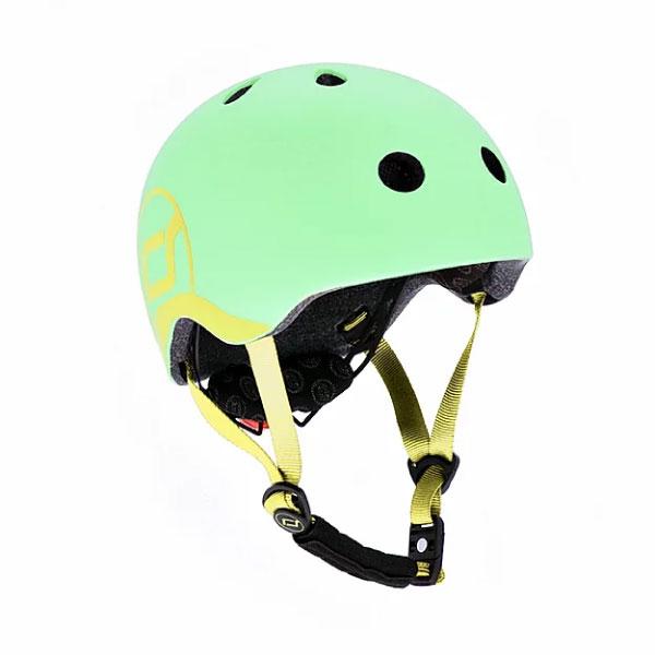 奧地利 Scoot & Ride 兒童運動用頭盔|防護帽(4色可選)|cool飛