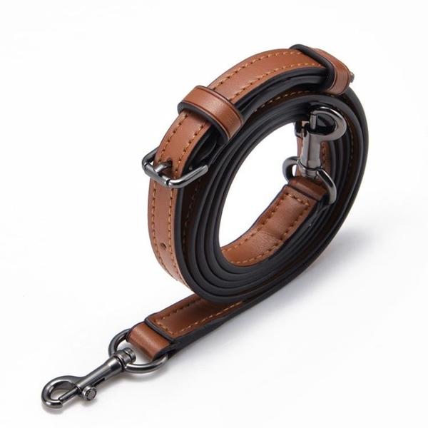 包包背帶適用于蔻馳包包改造替換優質包帶真皮肩帶可調節單肩斜跨小包背帶 芊墨左岸
