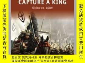 二手書博民逛書店The罕見Samurai Capture a King RAID 6 (damaged)-武士俘獲國王突襲6(損壞