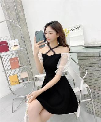 性感洋裝97788#性感夜店女裝潮氣質小個子法式仙女裙子爆款GDB507-B.1號公館