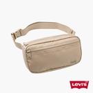 Levis 男女同款 機能腰包 / 質感Logo刺繡細節 / 回收再造纖維 / 小麥色
