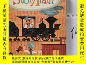二手書博民逛書店story罕見train (火車的故事)Y15335 不祥