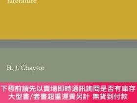 二手書博民逛書店From罕見Script To PrintY255174 H. J. Chaytor Cambridge Un