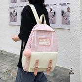 後背包四件套女旅遊背包【愛物及屋】