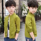男童夏季防曬衣兒童中大童薄款透氣防曬服外套