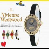 【人文行旅】Vivienne Westwood | VV005SMBK 英國時尚精品腕錶