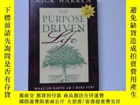 二手書博民逛書店THE罕見PURPOSE DRIVEN yife:What on