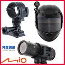 M500 M510 M550 M555 M560 M580 M650 M658 M733 M738D安全帽快拆環狀固定座GoPro 4 5 6 hero4 hero5 hero6 black