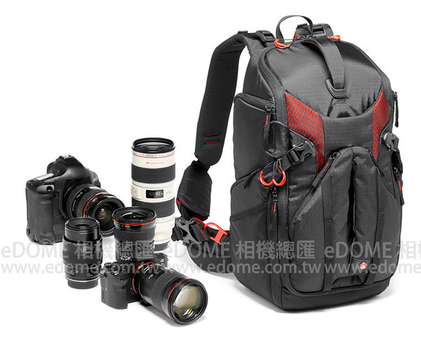 MANFROTTO 曼富圖 Pro Light 3N1-26 PL 旗艦級3合1後背相機包 (24期0利率 免運 正成公司貨) MB PL-3N1-26
