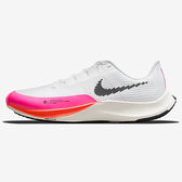 Nike Air Zoom Rival Fly 3 男鞋 慢跑 緩震 網布 透氣 白 桃紅 黑【運動世界】DJ5426-100