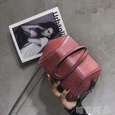 側背包 購物手提袋女士側背包童趣鍊條式隨身包包女款方格多功能斜挎包 唯伊時尚
