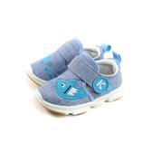 小男生鞋 休閒鞋 布鞋 牛仔藍 魚 小童 童鞋 B1903 no144