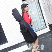 黑色吉他包 41寸雙肩加厚防水民謠40寸琴包袋男女初學者通用 DR21717【彩虹之家】