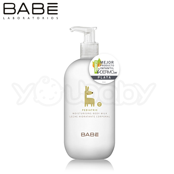 BABE Laboratorios 保濕身體乳液 500ml