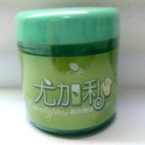 綠薰舒 尤加利複合精油膏 油性配方 30ml