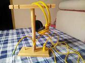 耳機架  木質/實木游戲耳麥掛架專用高檔木制頭戴式架子支架 卡卡西
