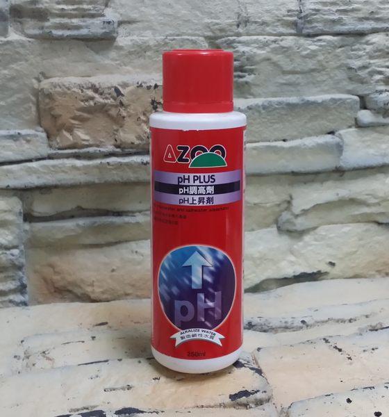【西高地水族坊】AZOO 酸鹼值PH調高劑(120ml)