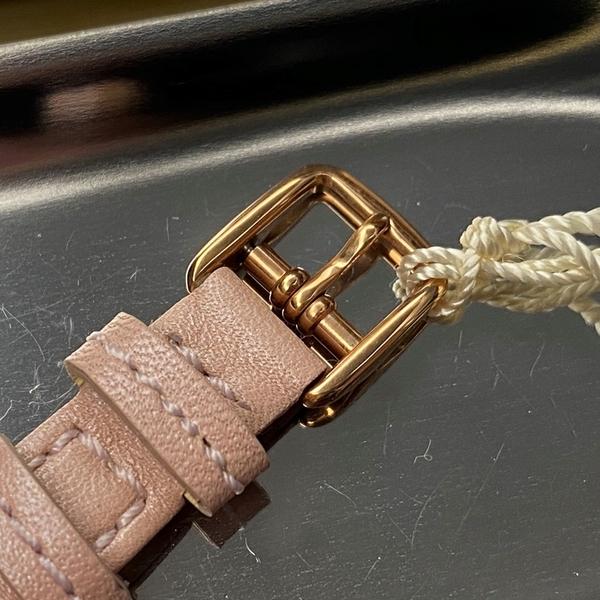 星晴錶業-COACH蔻馳女錶,編號CH00007,30mm玫瑰金錶殼,粉紅錶帶款