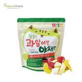 韓國 自然首選Natural Choice 幼兒水果脆片_綜合蔬果口味(動物園系列)