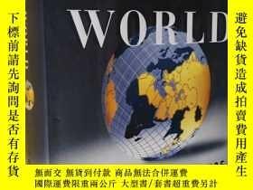 二手書博民逛書店英文原版罕見第二世界: 新全球秩序中的帝權和影響力 Second World: Empires and Influ