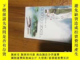 二手書博民逛書店THE罕見EDGE OF THE CLOUDY16129